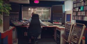 CCRT - studio avec régis- production audio créatif